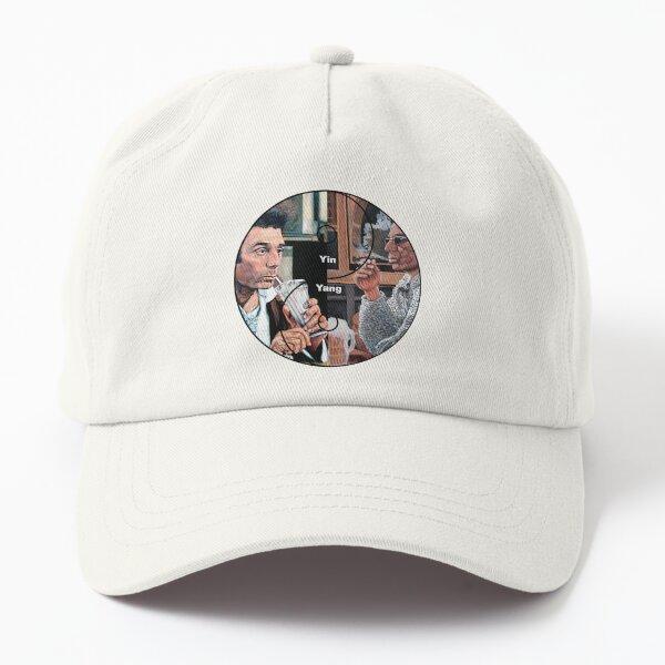 Cosmic Balance Yin Yang Dad Hat