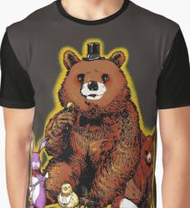 Five Nights in the Forest Graphic T-Shirt