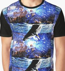 Whale Spotters Graphic T-Shirt