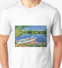 Rohallion Loch, Perthshire, Scotland. T-Shirt
