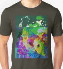 Communing with nature vertical view Unisex T-Shirt