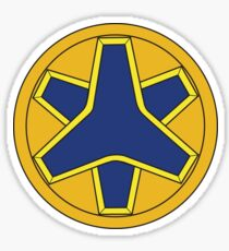 Rescue Five 5 Logo - Lightspeed Sticker