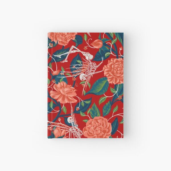 Death of Summer (blood red) Hardcover Journal