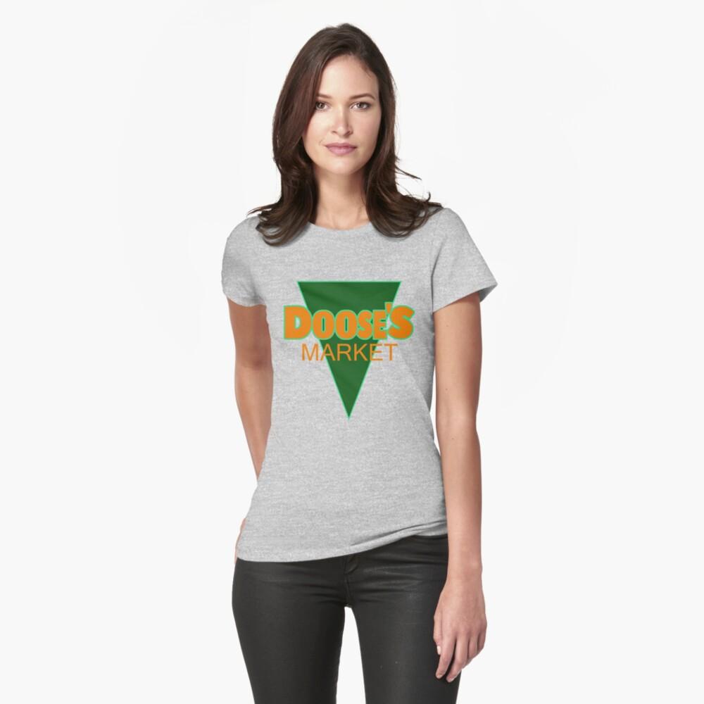 Doose's Market Fitted T-Shirt