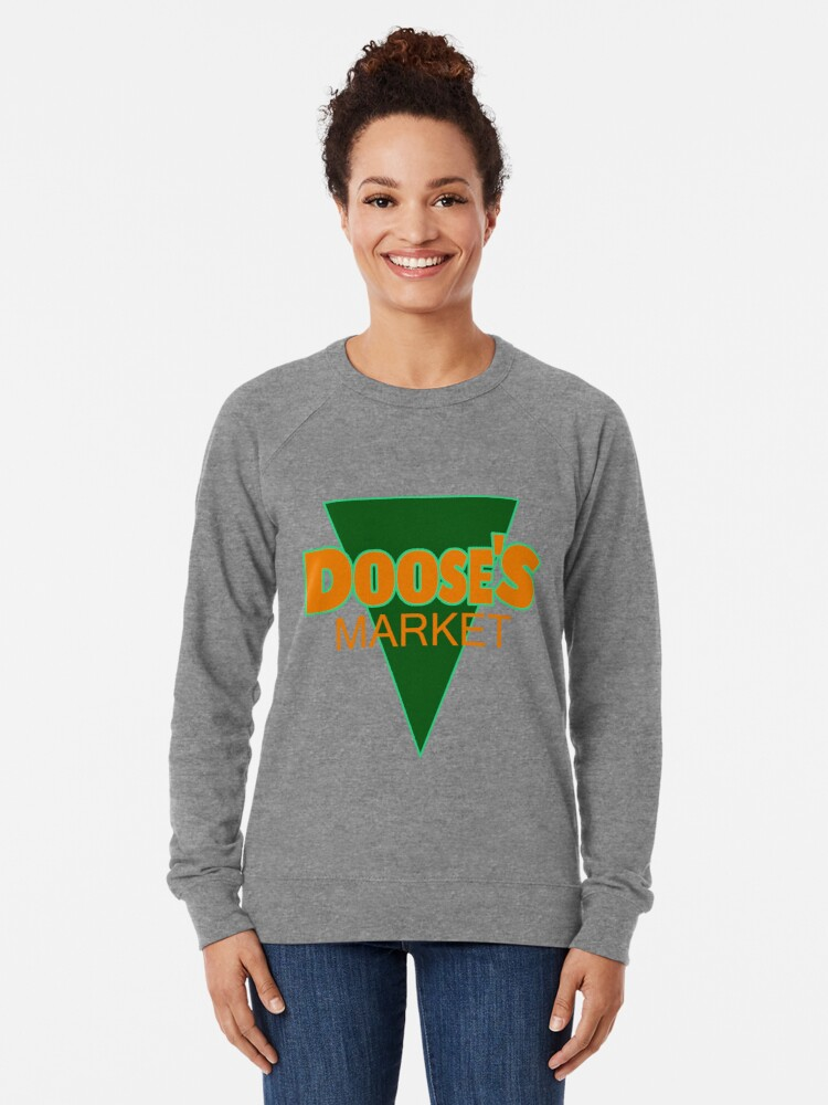 Alternate view of Doose's Market Lightweight Sweatshirt