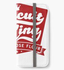 Biscuit King iPhone Wallet/Case/Skin