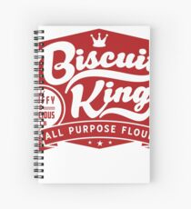 Biscuit King Spiral Notebook