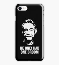 only fools and horses trigger funny tv show tv series delboy rodney england english humour 80s 90s retro vintage iPhone Case/Skin