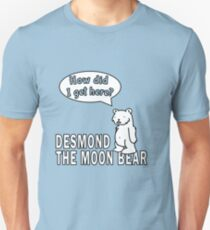 Desmond the Moon Bear Unisex T-Shirt