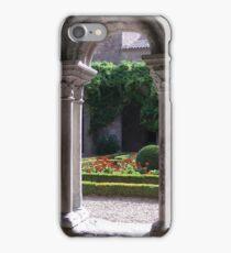 Abbaye de Fontfroide iPhone Case/Skin