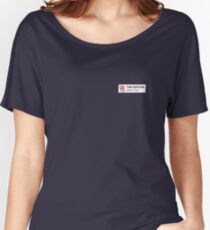 The Doctor - Here to Help Women's Relaxed Fit T-Shirt