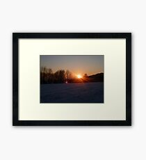 Winter #2 Framed Print