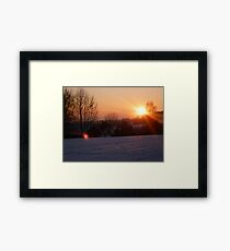 Winter #3 Framed Print