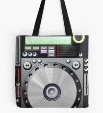 DJ decks Tote Bag