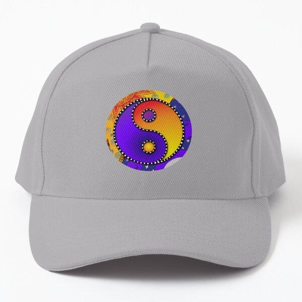 Yin Yang - Sun and Moon Baseball Cap