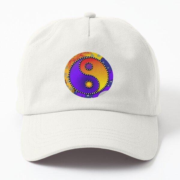 Yin Yang - Sun and Moon Dad Hat