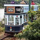 Seaton Tram...........East Devon UK by lynn carter