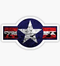 WWII Battle Star Sticker