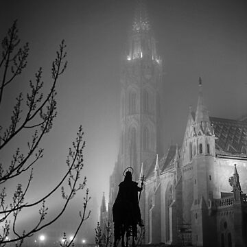 Matthias Church, Budapest by rodneyj46