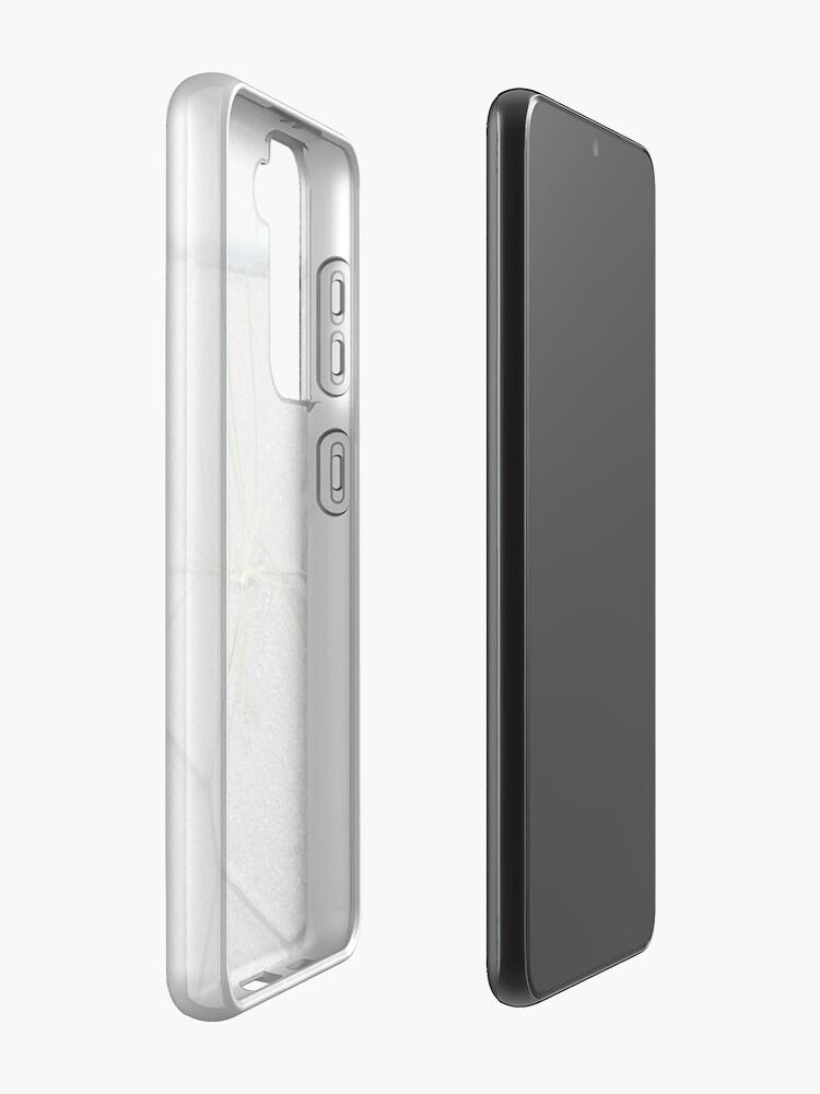 Alternate view of Art Dry Samsung Galaxy Phone Case