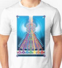 Spirituel canon - The 7 rays T-Shirt