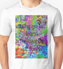 It's All Too Beautiful Unisex T-Shirt