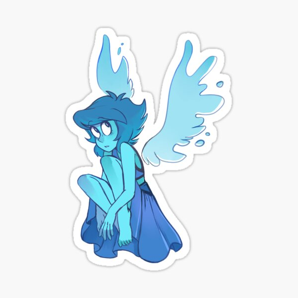 Water Wings Sticker