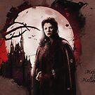 Halloween 16 / Belle by Zsazsa R