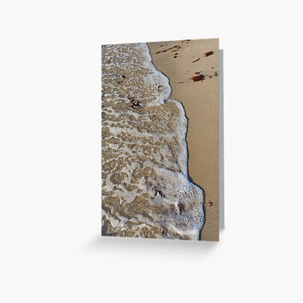 Art Dry Greeting Card