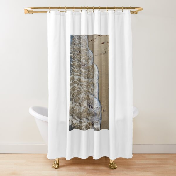 Art Dry Shower Curtain
