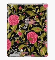 Death of Summer (pink and black) iPad Case/Skin