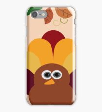 Thanksgiving Turkey iPhone Case/Skin