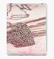 Vintage Love iPad Case/Skin