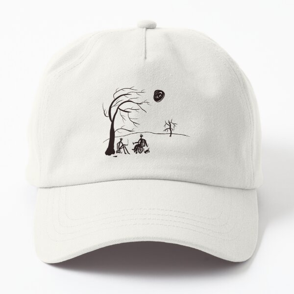 Include Everyone | Let Your Gang Be A Kind One | Cartoon Art for Rebels Dad Hat