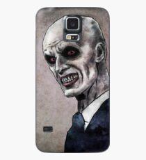 Gentlemen illustration Case/Skin for Samsung Galaxy