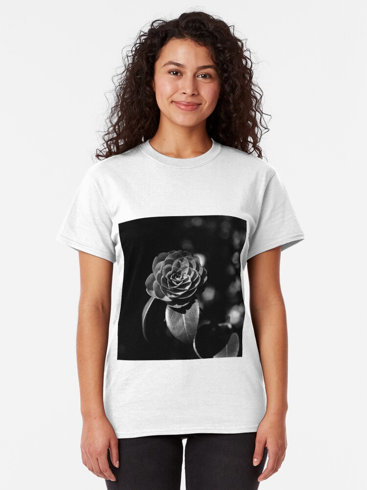 Alternate view of Camellia Japonica Classic T-Shirt
