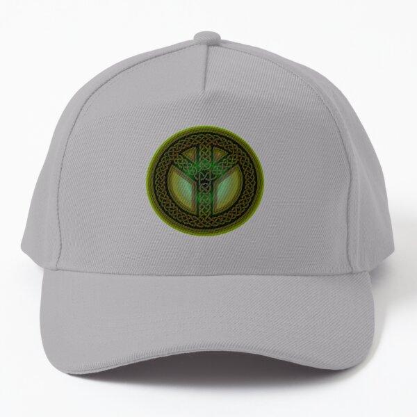 Celtic Knot of Peace Baseball Cap