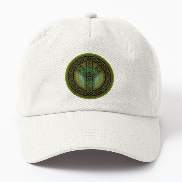 Celtic Knot of Peace Dad Hat