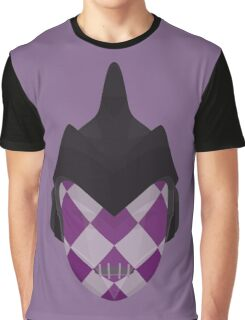 Grape Fog Graphic T-Shirt