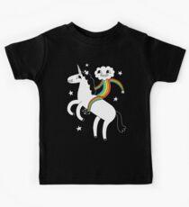 Unicorn & Rainbow Boy Kids Clothes