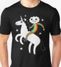 Unicorn & Rainbow Boy Unisex T-Shirt
