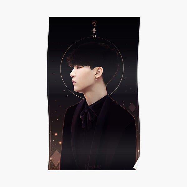 Min Yoongi Poster