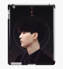 Min Yoongi iPad Case/Skin