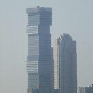 Modern Architecture, Jersey City, New Jersey by lenspiro