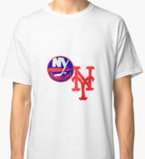mets and islanders Classic T-Shirt