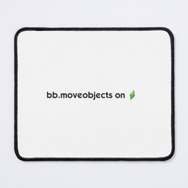 Move Objects On Mouse Pad