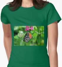 Tiger Long-wing (Heliconius Hecale)  T-Shirt