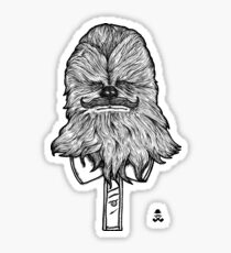 Chewbacca Sticker