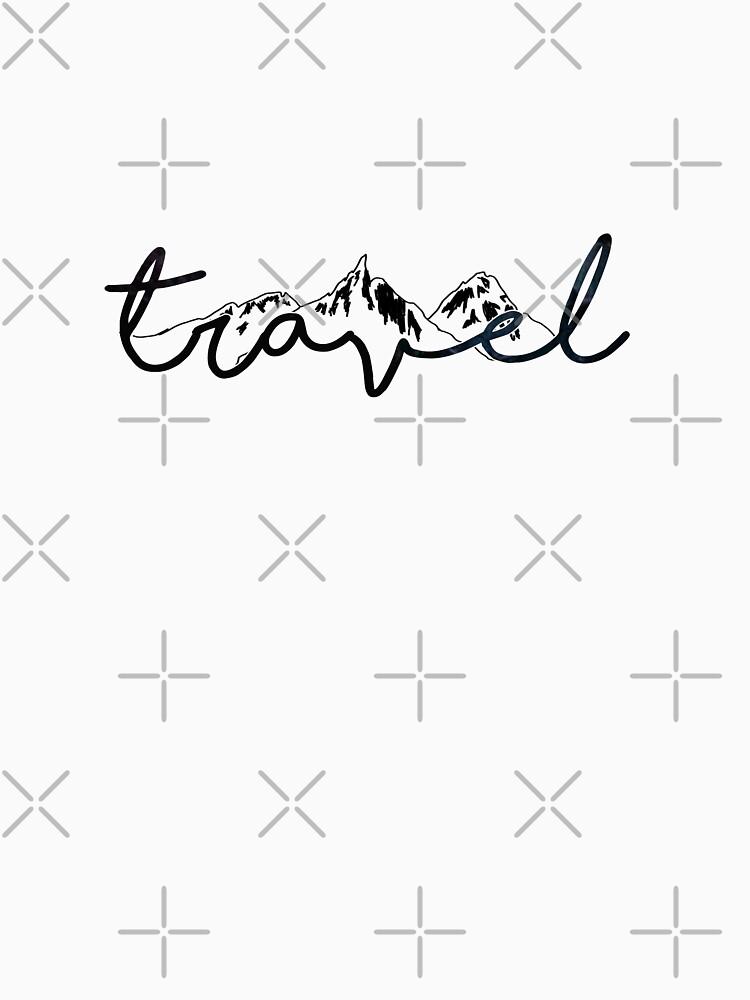TRAVEL by lolosenese