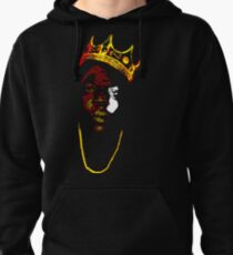 Biggie It Was All A Dream Pullover Hoodie